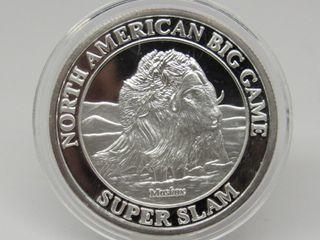 US North American Super Slam Musk Ox