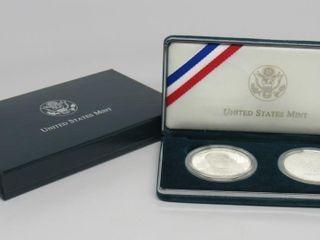 1998 US Black Rev. War Patriots Commemorative Coin