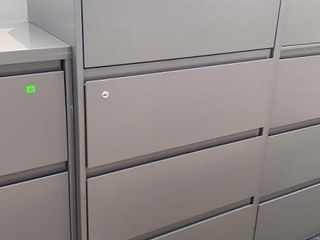 4 Drawer Lateral File 36x18x52