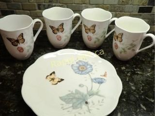 Lenox Monarch Tea Set