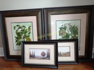 Framed Decor Prints