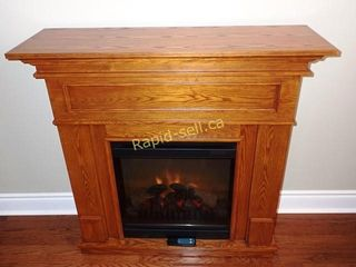 Dimplex Air Heater Fireplace