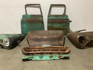1957 Chevy 3100 Pickup Truck Parts