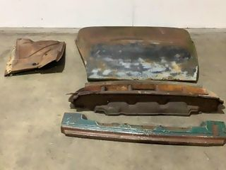 1955 Chevy Pickup Truck Parts