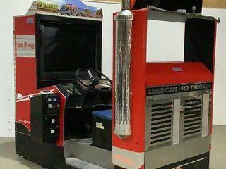 SEGA American Pro Trucker Arcade Game