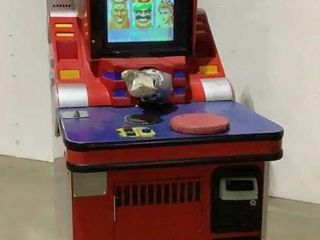 Jaleco Arm Champs II Arcade Game