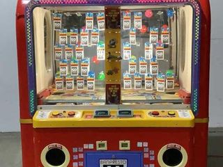 American Sammy Corp. Key Catcher Arcade Game