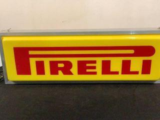Pirelli Sign