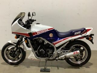 1984 Honda Interceptor 1000