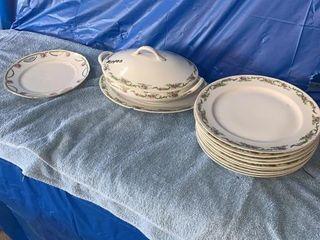 Nippon Taurine and Nippon plates