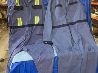 Two pair of 50 coveralls