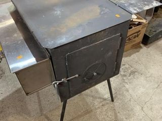 Woodstove in good condition