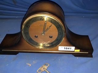 Linden clock c/w key