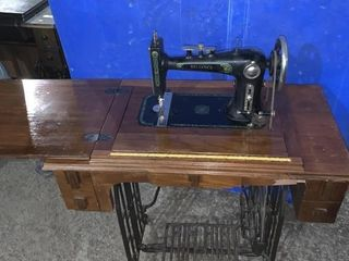 Reliance treadle sewing machine