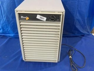 Woods dehumidifier - runs