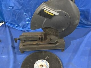 14 inch Black & Decker chop saw - knob on crank