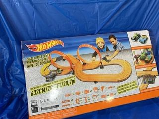 Hot wheel set