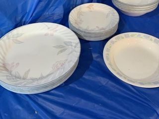 Miscellaneous Correlle dishes