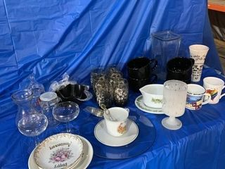 Miscellaneous mugs, cups, glasses