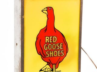 RED GOOSE SHOES LIGHT BOX