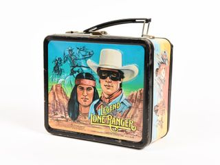 1980 THE LEGEND OF THE LONE RANGER / THERMOS
