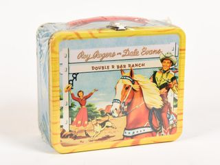 1997 ROY ROGERS & DALE EVANS LUNCH BOX
