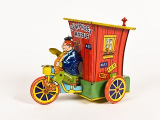 WYANDOTTE HUMPHREY MOBILE KEY WIND TOY
