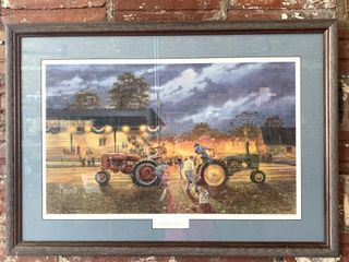 ?Bragging Rights? by Dave Barnhouse Framed and