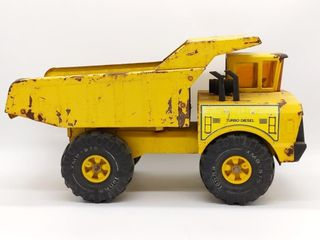 Tonka XMB-975 Turbo-Diesel Dump Truck 18.5