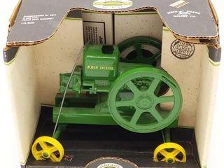 Ertl John Deere Model E Die Cast Tractor in Box