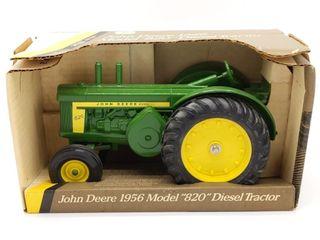 Ertl John Deere 1956 Model 820 Diesel Die Cast