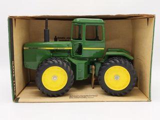 Ertl John Deere 4-Wheel Drive Die Cast Tractor in