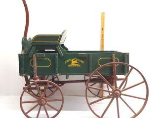 John Deere Goat Wagon with Aluminum Wheels