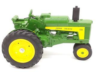 Ertl John Deere 630 Die Cast Tractor - 1/16