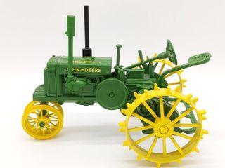 Ertl John Deere GP Wide Tread Die Cast Tractor