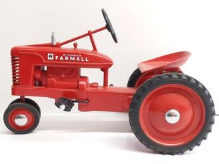 McCormick Farmall Pedal Tractor - 32
