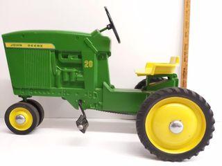 John Deere Pedal Tractor 36