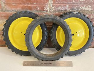 Pedal Tractor Wheels and Tires-12x1.75