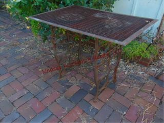 sewing machine table 38x26x30
