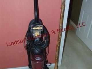 Bissel powerforce bagless vacuum   walking stick