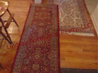 2 rugs 68x36   93x27