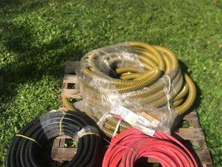 Goodall DO-300 Yellow 1 1/2 hose; Horizon Red...