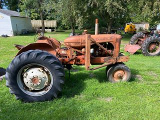 Allis Chalmers Tractor Model WD45 - Serial # ...