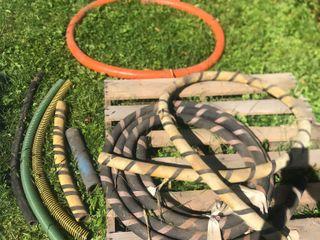 Misc. hose pieces....