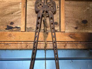 Antique Cattle Horn Cutter MX 1202...