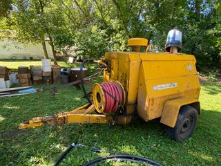 Ingersoll Rand GYRO Flo Commercial Gas E...