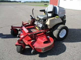 Exmark Lazer XP mower
