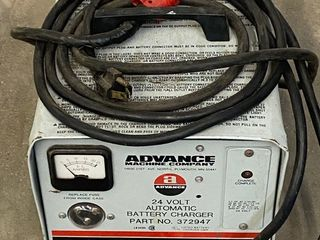 Advance Battery Charger