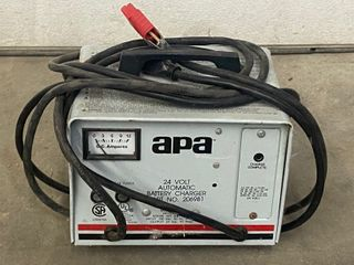 APA Battery Charger