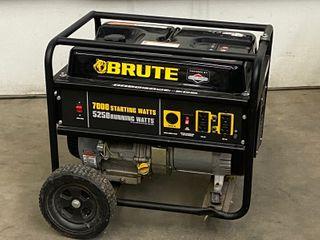 Brute Gas Generator